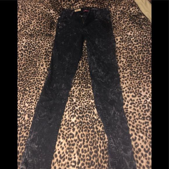 Denim - Black skinny jeans